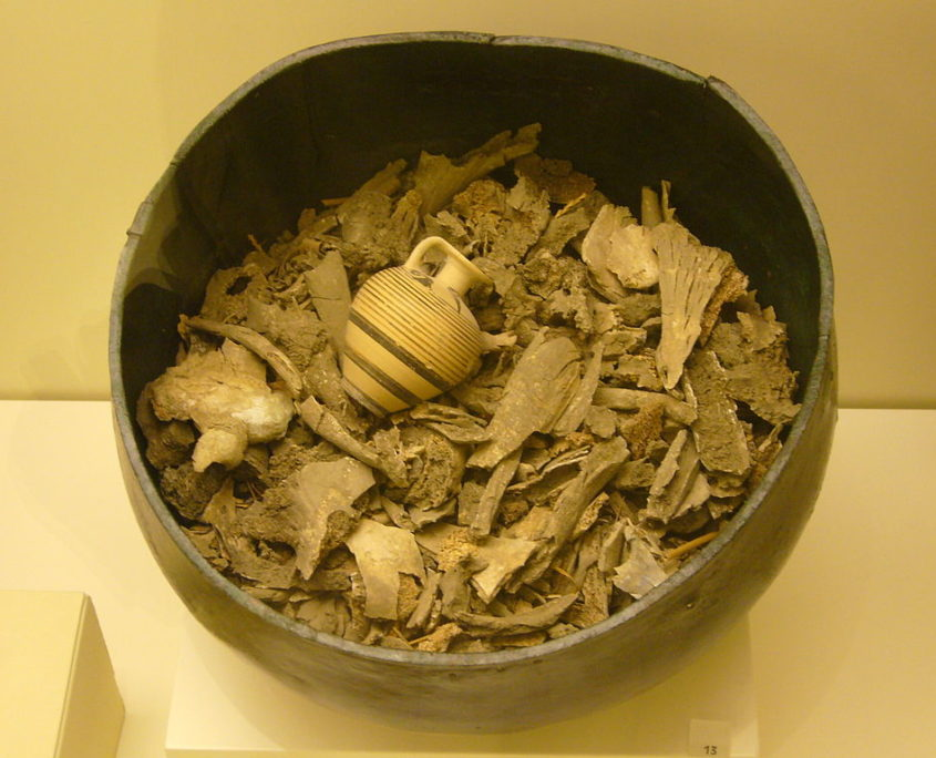History of Cremation - Bronze Age